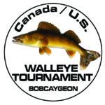Canada-US Walleye Tournament Logo